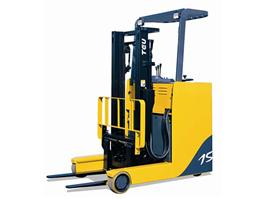 Electric Reach Forklift Truck (FRB)